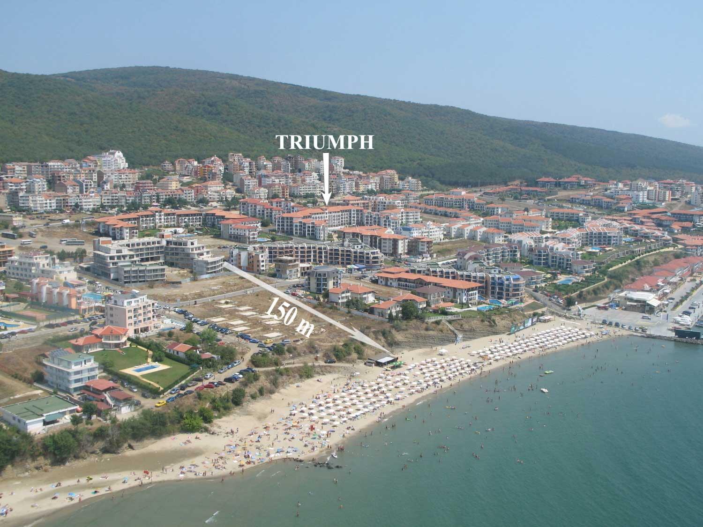 Болгария святый влас карта побережья